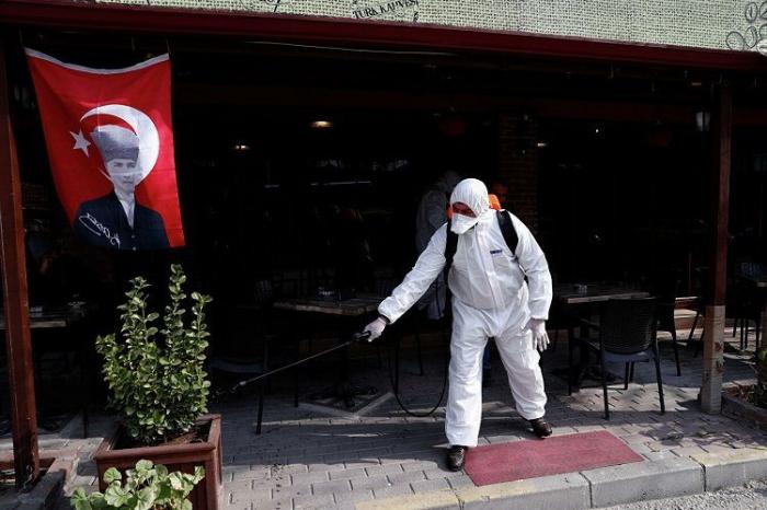 Türkiyədə karantin rejimi yumşaldılır