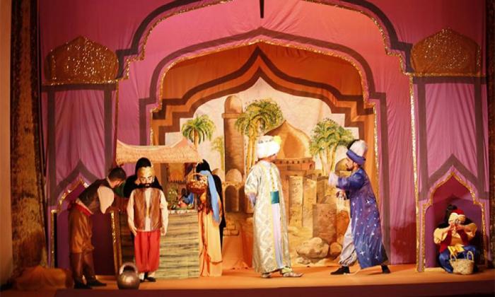 Kukla Teatrı may repertuarını açıqlayıb