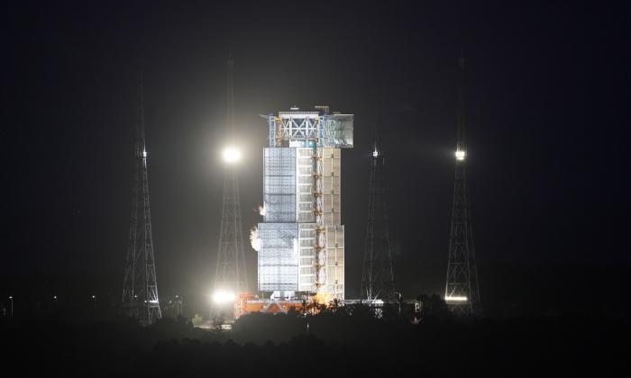 China launches Tianzhou-2 cargo spacecraft