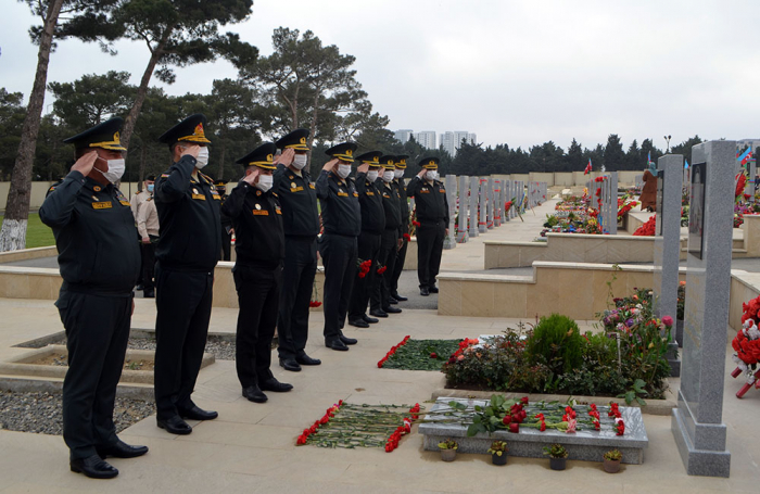 Remembrance ceremony of the National Hero Ilgar Mirzoyev was held