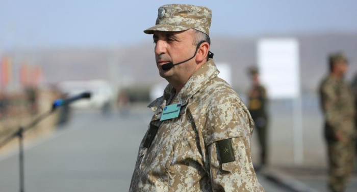 Sarkisyan generalı işdən qovdu