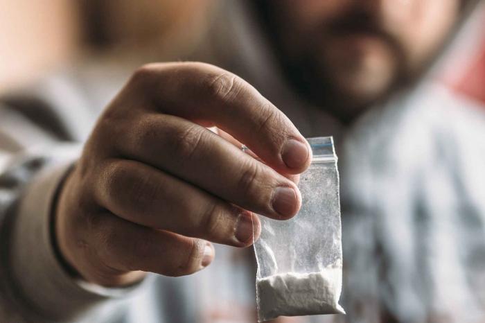 Narkotacir 1 kq heroinlə tutuldu