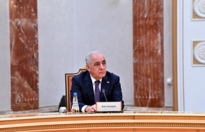 Azerbaijan is committed to ensuring sustainable peace and security in the region - Azerbaijani PM