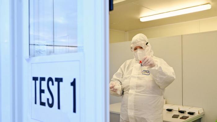 Almaniyada daha 9160 nəfər koronavirusa yoluxub