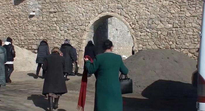 Sülhməramlılar 110-dan çox ermənini Amarasa apardı