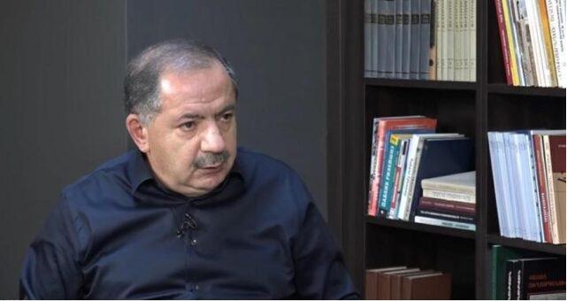 """""""Ter-Petrosyan Koçaryandan qisas almaq istəyir"""" -  Aqvanyan"""