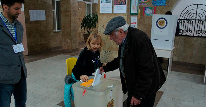 Ermənistanda seçki kampaniyasının vaxtı məlum oldu