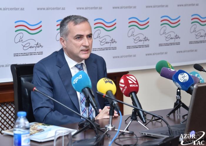 """Farid Shafiyev:   """"La Azerbaiyanofobia prevalece en la sociedad armenia"""""""