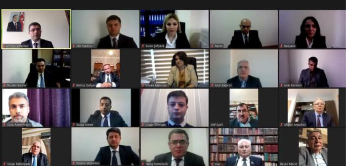 Jurnalistlər Ulu Öndəri anıblar