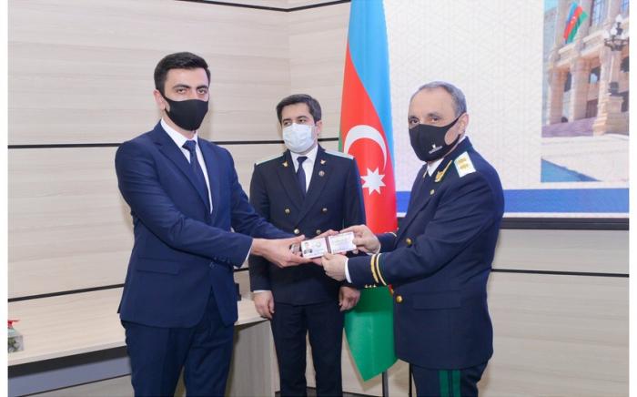 100 nəfər gənc hüquqşünas prokurorluqda işə qəbul edildi -  FOTO