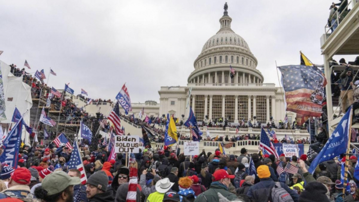 US House approves Capitol riot probe