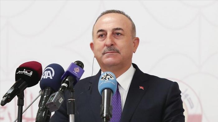 Çavuşoğlu Səudiyyə Ərəbistanına gedir