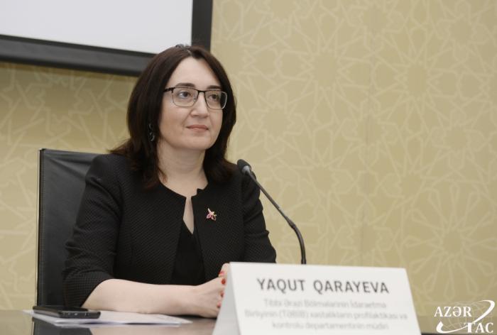 La mayor frecuencia de infección por coronavirus en Azerbaiyán se observa en el grupo de edad de 30 a 59 años