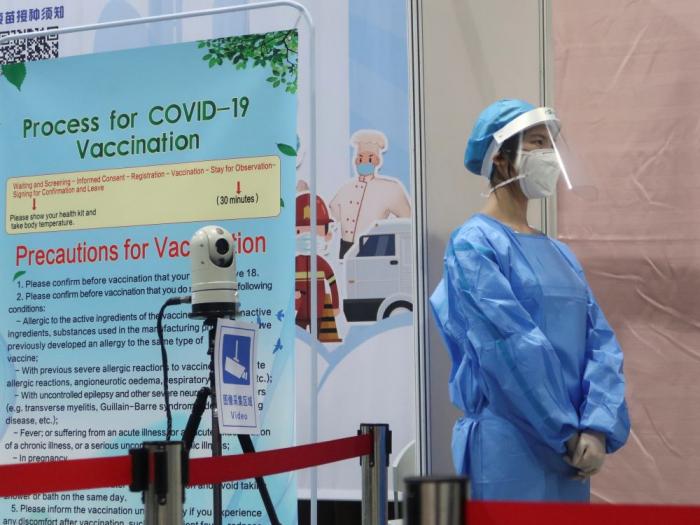 Plus de 270 millions de doses de vaccin ont été injectées en Chine