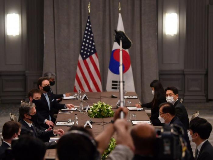 Les ministres des Affaires étrangères du G7 tiennent leur première réunion depuis le début de la pandémie