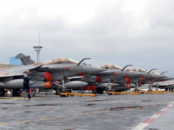 France: Commande de 30 avions Rafale pour 4 milliards d