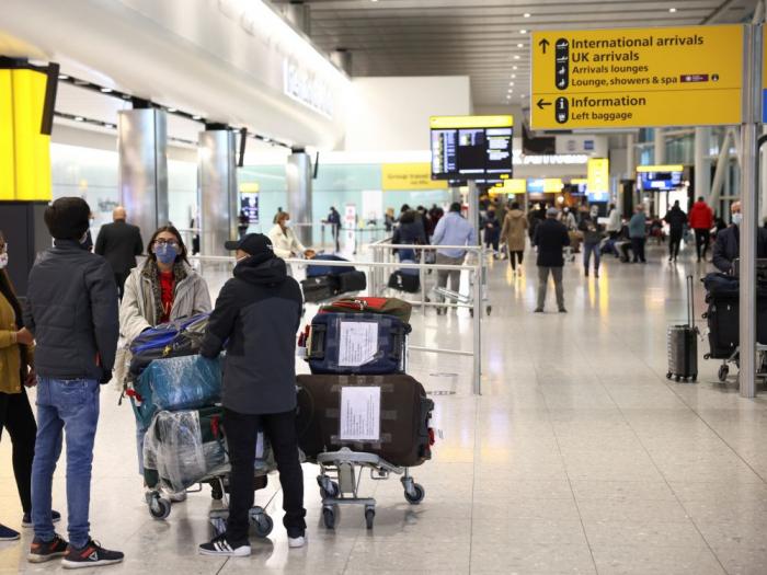 Pandémie: le Royaume-Uni va publier bientôt la liste des pays où voyager sans quarantaine