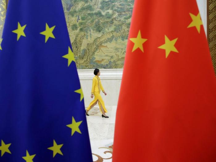 Retard des négociations entre la Commission européenne et la Chine sur un accord d