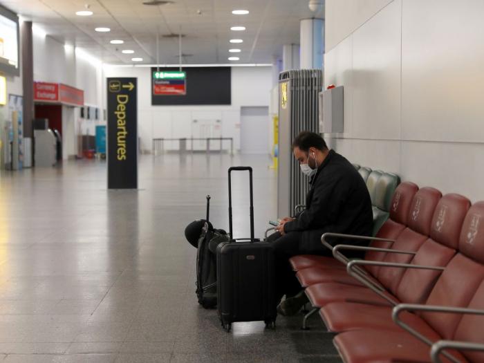 Les compagnies aériennes et les vacanciers se préparent à une reprise limitée des voyages enGrande-Bretagne