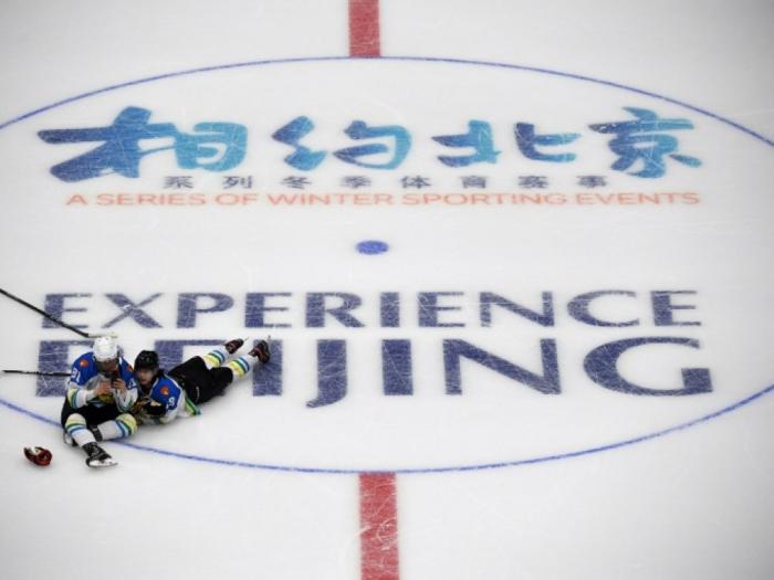 """Jeux olympiques de Pékin: Washington accuseé de prendre les sportifs """"en otage"""""""