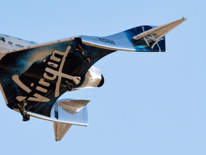 Espace:Virgin Galactic a réussi son premier vol habité
