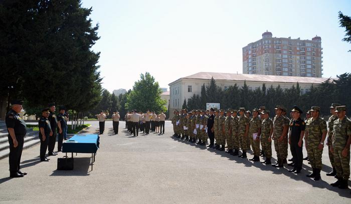 Azerbaijan Army held the military pentathlon competitions -   VIDEO