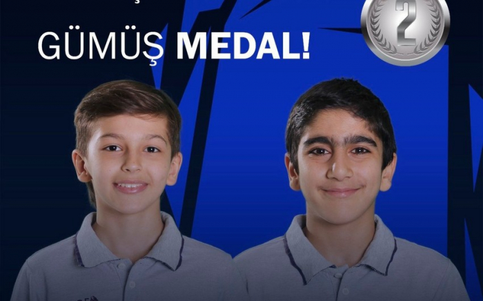 Gimnastlarımız Avropa çempionatında daha bir medal qazandı