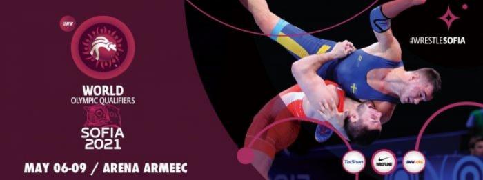 Luchadores de estilo libre de Azerbaiyán participan en el torneo de clasificación olímpica