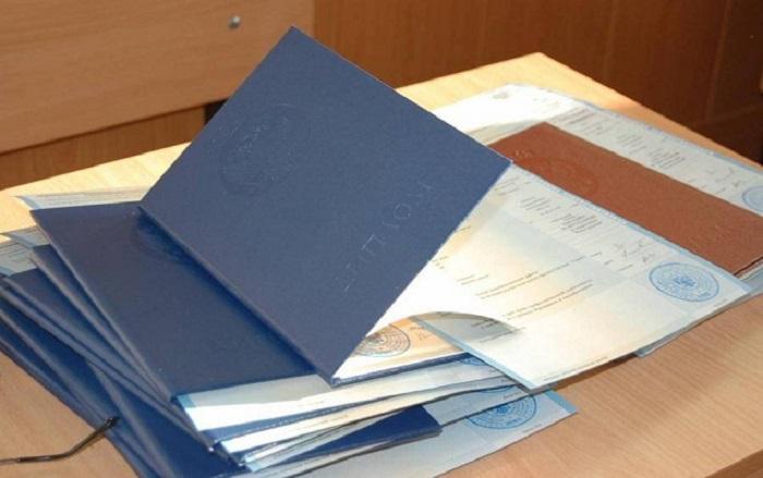 Ötən ay 67 nəfərin xarici diplomu tanınmayıb