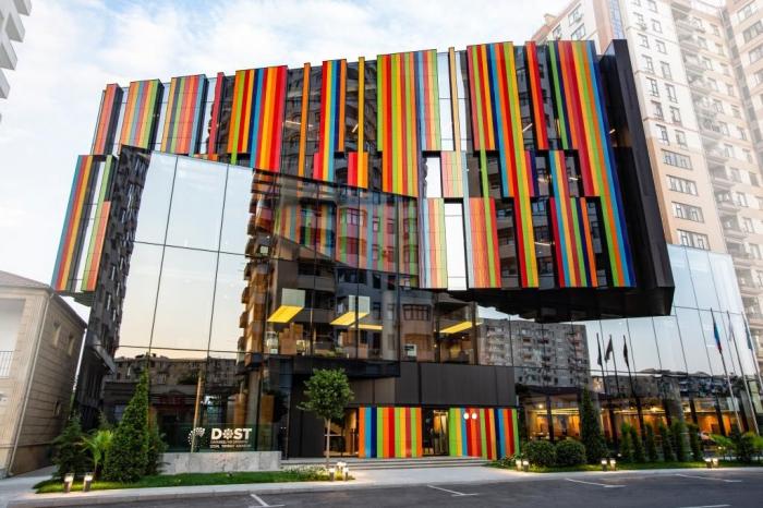 افتتاح فرع لمركز DOST في شوشا