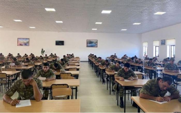 Azərbaycan Ordusunda anonim sorğular keçirilir