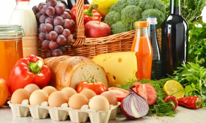 La producción de alimentos y bebidas aumentó en tres meses