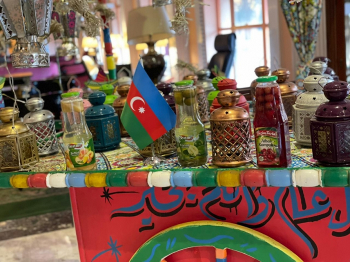 """Egypt hosts presentation of """"Made in Azerbaijan"""" products"""