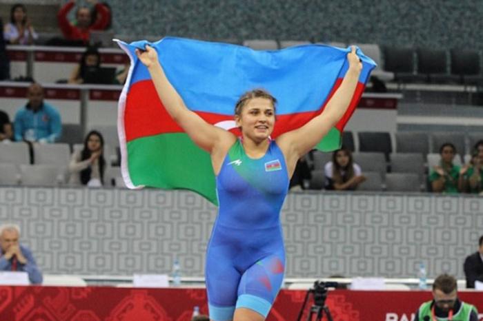 Elis Manolova da Olimpiadaya lisenziya qazandı