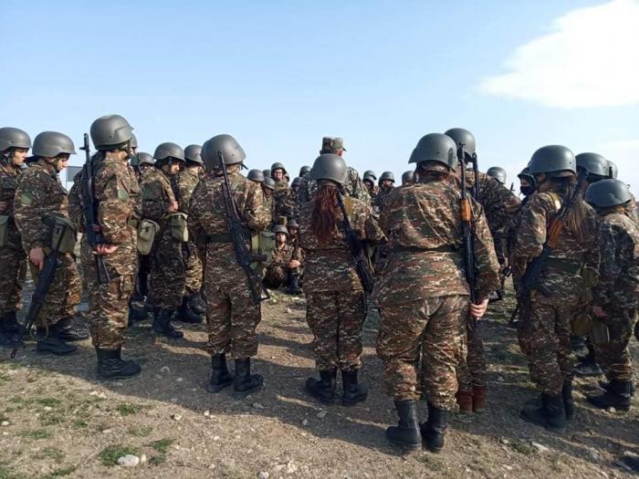 Ermənistanda müharibəyə görə 1580 cinayət işi açılıb