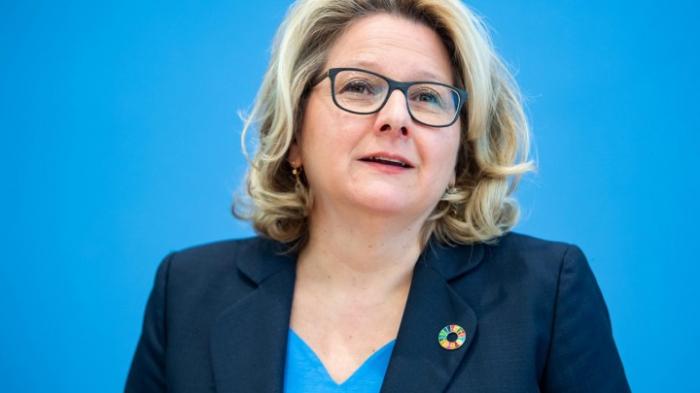 Umweltministerin Schulze für Stärkung erneuerbarer Energien