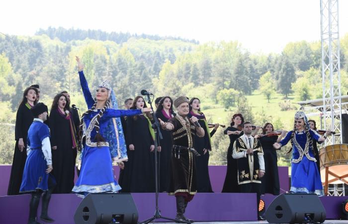 """Kharibulbul"" festival held in Shusha after 32 years -   PHOTOS"