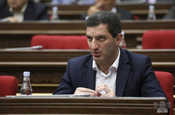 """Erməni deputat: """"Ovanisyan həbs edilməlidir"""""""
