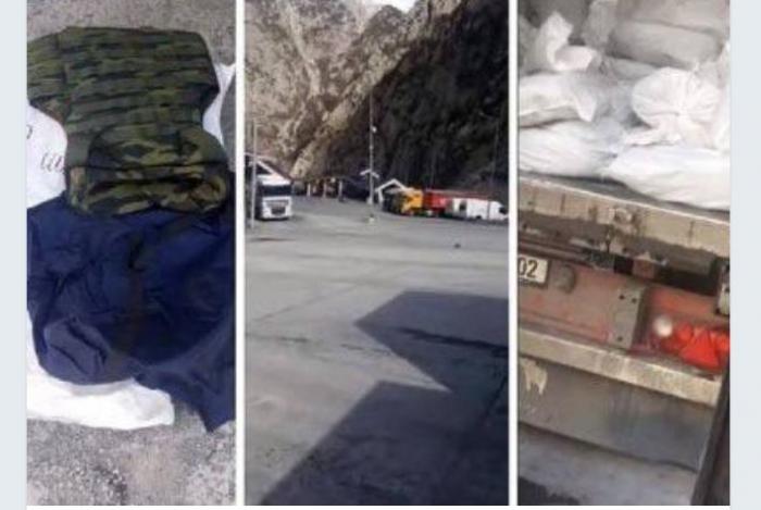 Gürcüstan Rusiyadan Ermənistana göndərilən hərbi yardımı geri qaytardı