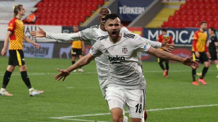 """""""Beşiktaş"""" Türkiyə çempionu oldu"""
