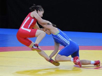 Azerbaijani wrestler Alice Manolova wins license for 2020 Summer Olympics in Tokyo