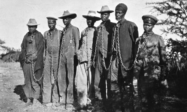 Germany agrees to pay Namibia €1.1bn over historical Herero-Nama genocide