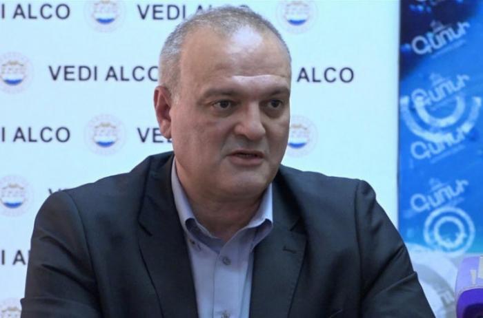 """""""Seçkilər çox ağır və çətin olacaq"""" -  Akopyan"""