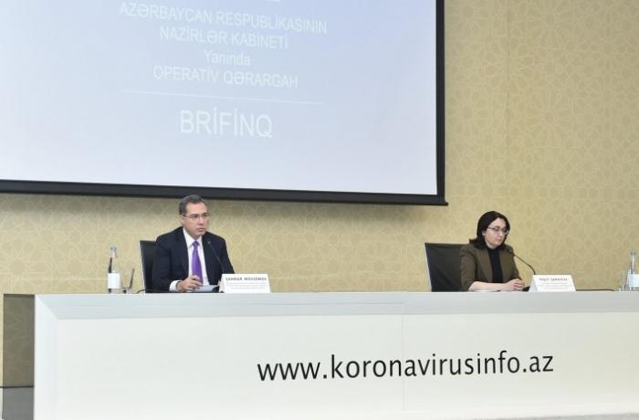 Azerbaijan mitigates quarantine regime