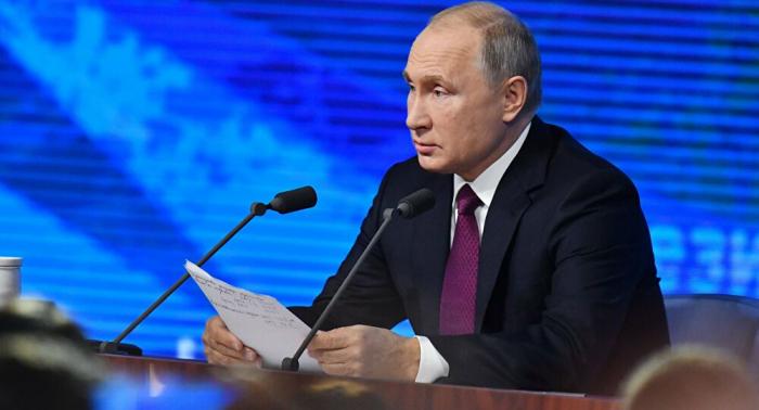 Rusların 55 faizi Putinə güvənir -  SORĞU