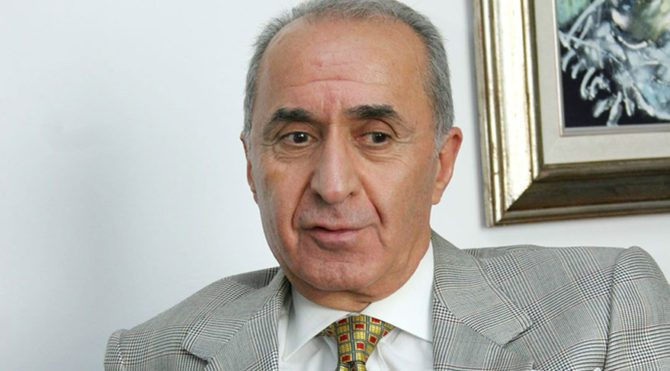Former Turkish FM explains importance of peace treaty for South Caucasus