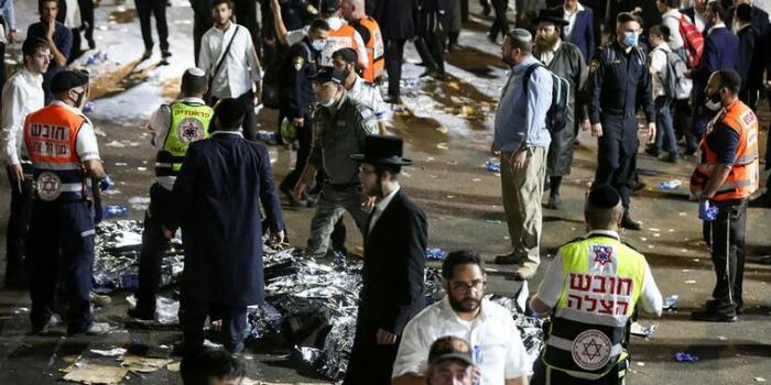 İsrail polisi 750 nəfəri saxlayıb