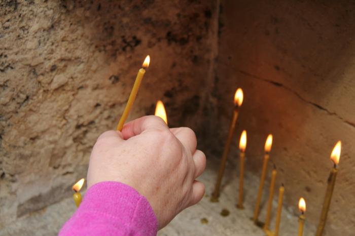 Los udíes celebran la Pascua en Gabala