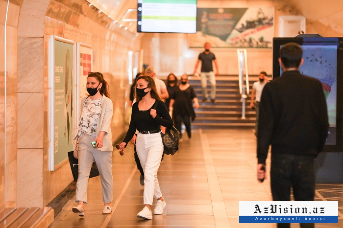 Baku metro resumes its operation after 7 months -  PHOTOS