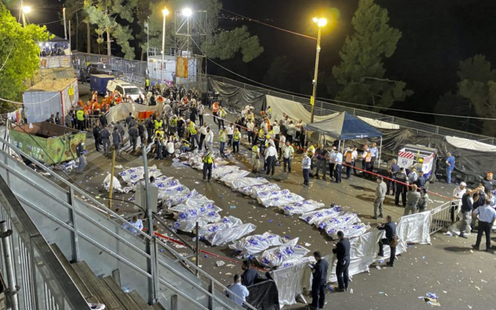 Israeli state watchdog to investigate religious festival stampede